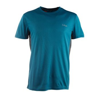 Camisetas-Zolkan-Polera-Manga-Corta-Hombre-Petroleo