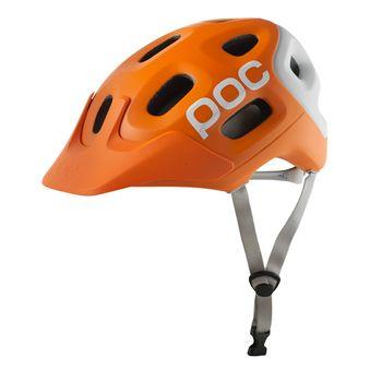 Cascos-Poc-Trabec-Race-Unisex-Orange-White