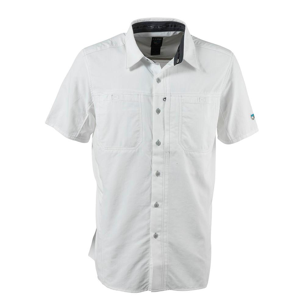 Camisas-Kuhl-Wunderer-Ss-Hombre-White