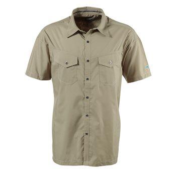 Camisas-Kuhl-Stealth-Hombre-Khaki