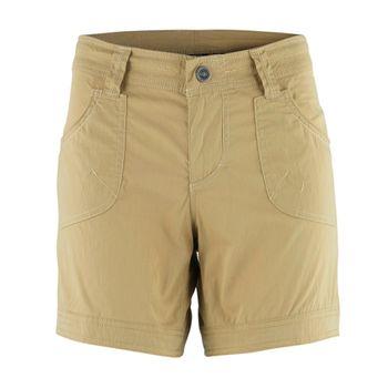 Shorts-Kuhl-Kontra-Short-6-Mujer-Camel
