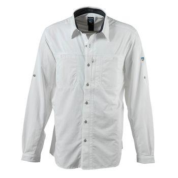Camisas-Kuhl-Wunderer-Hombre-White-Rei
