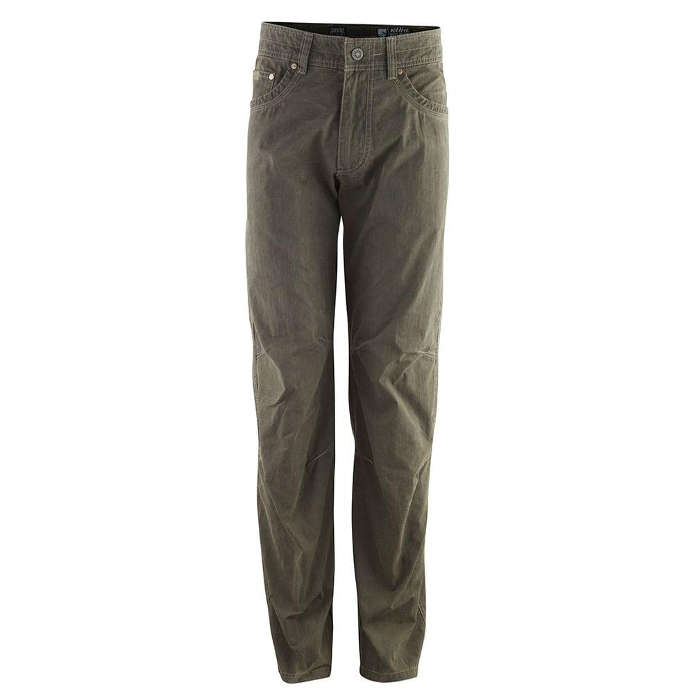 Pantalones-Kuhl-Revolvr-Hombre-Brown