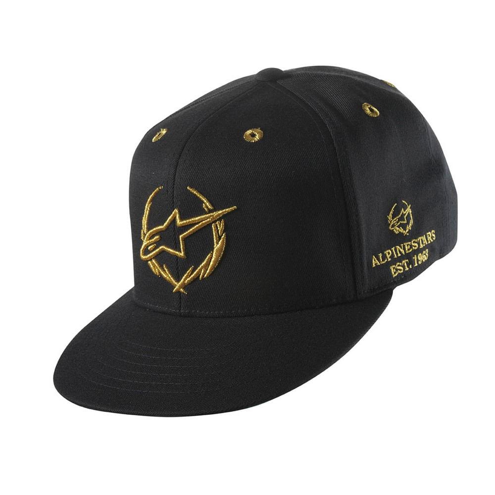 Jockey-Alpinestar-Exec-Flatbill-Hat-Hombre-No-Color