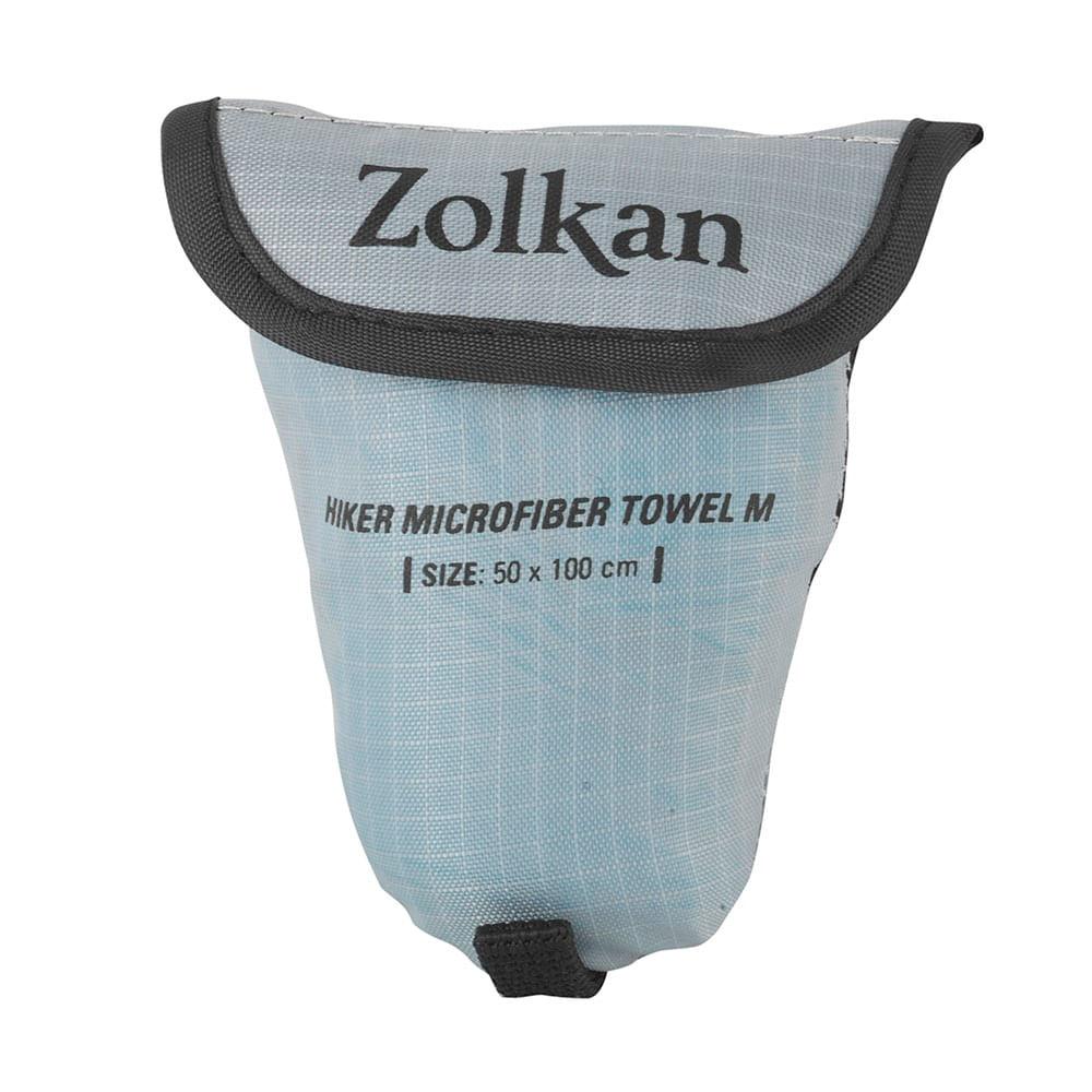 Toalla-Zolkan-Hiker-Nano-Towel-M-Unisex-Blue