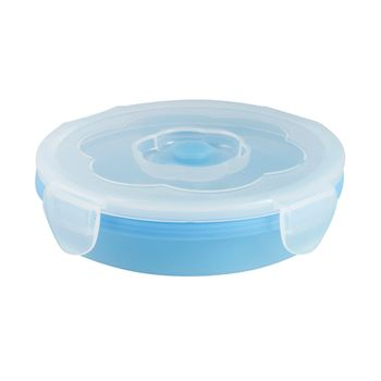Bowl-Zolkan-Foldable-Bowl-0.54L-Unisex-Blue
