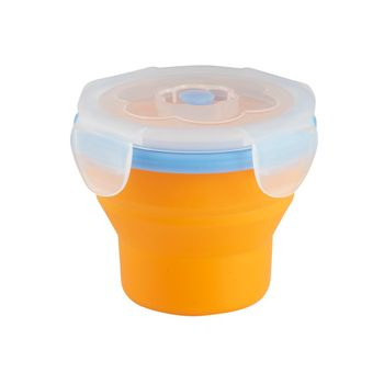 Mug-Zolkan-Foldable-Cup-0.25L-Unisex-Orange