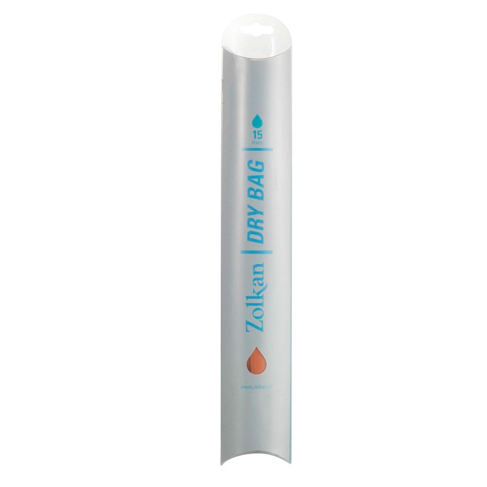 Bolsa-Seca-Zolkan-Ultra-Light-Dry-Sack-15L-Unisex-Orange