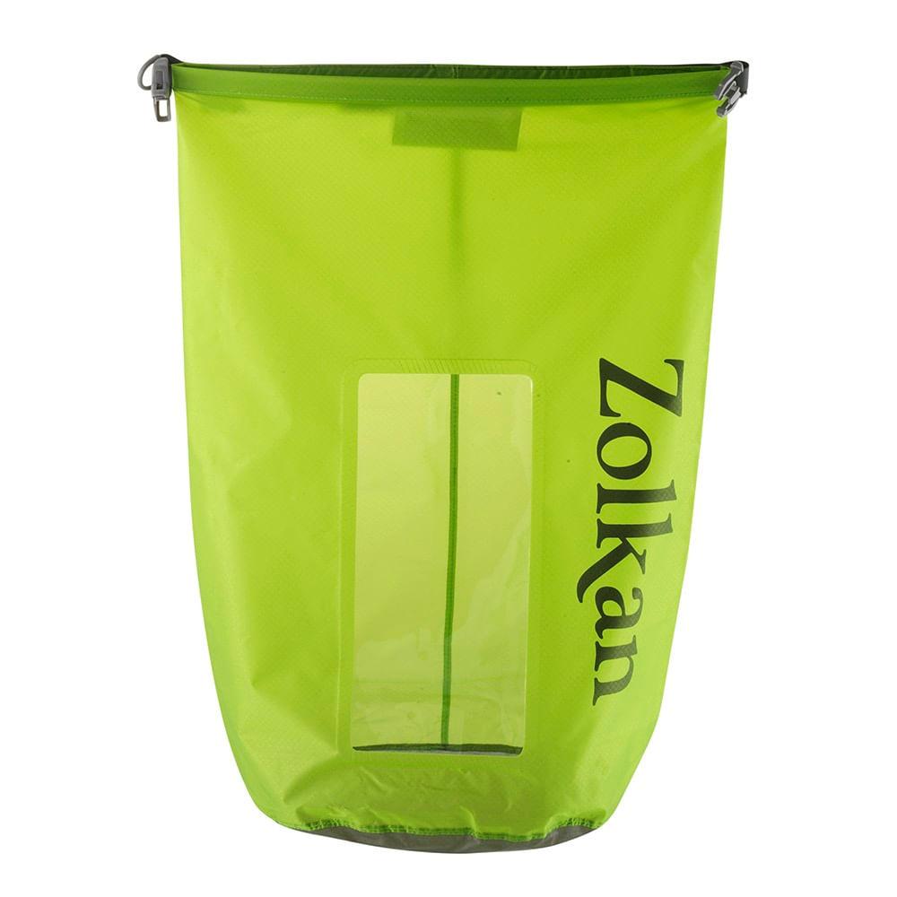 Bolsa-Seca-Zolkan-Ultra-Light-Dry-Sack-10L-Unisex-Turquoise