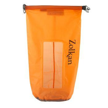 Bolsa-Seca-Zolkan-Ultra-Light-Dry-Sack-6L-Unisex-Orange