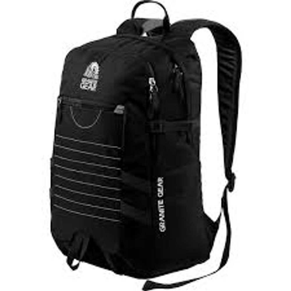 MOCHILA-GRANITE-GEAR-ECHO-UNISEX-BLACK