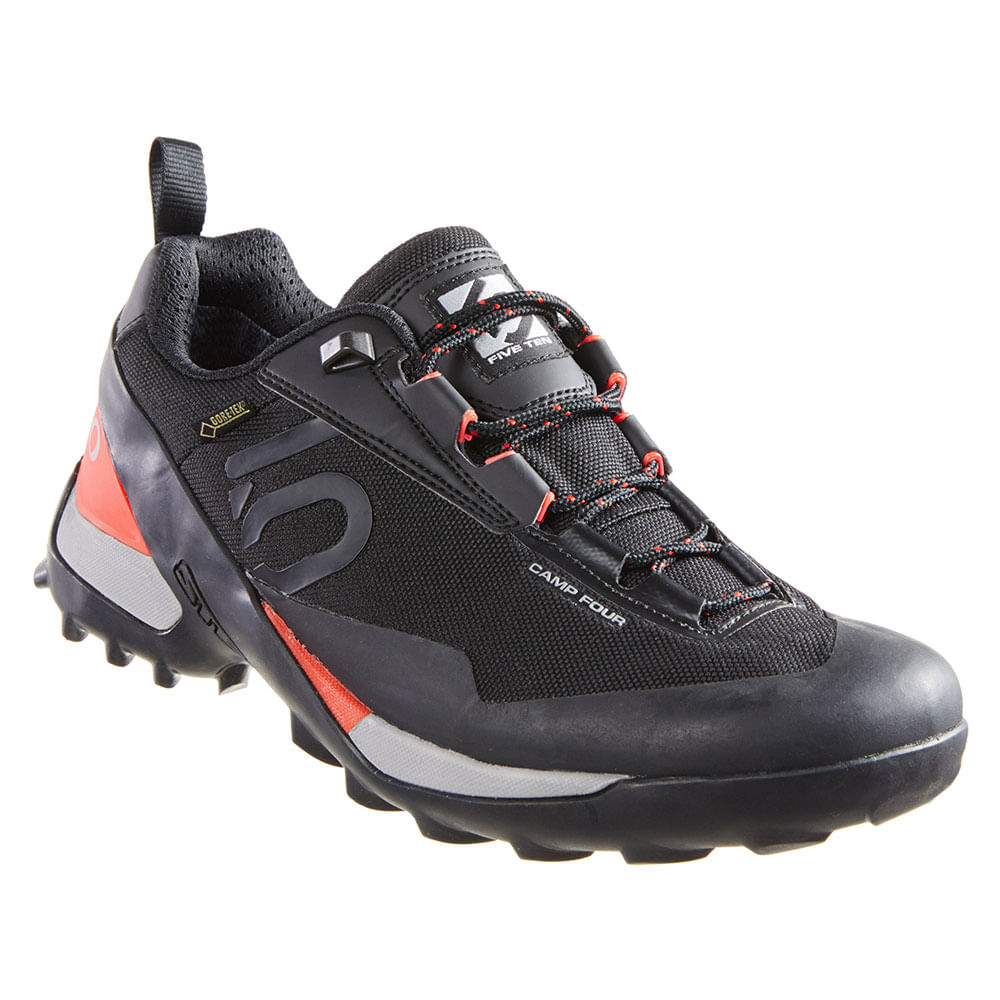 Zapatillas-Five-Ten-Camp-4-Gtx-Hombre-Black-Red-Talla-8