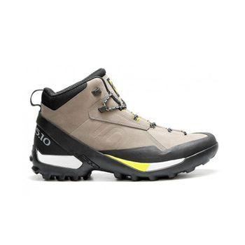 Zapatillas-Five-Ten-Camp-Four-Mid-Hombre-Brown-Yellow-Talla-8