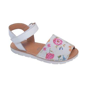 Sandalia-Velcro-Off-White---Zapato-Bebe-Niña