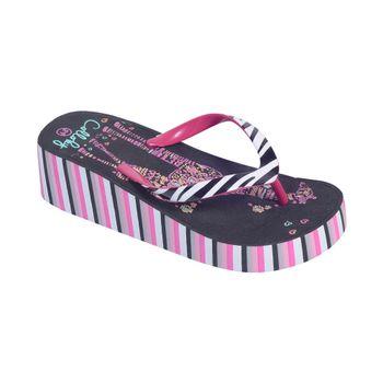Hawaiana-Tira-Pvc-Black---Zapato-Bebe-Niña