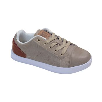Zapato-Liviano-Basico-Beige---Calzado-Niño
