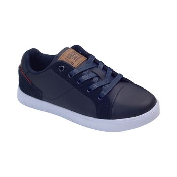 Zapato-Liviano-Basico-Navy---Calzado-Niño