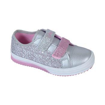 Zapatilla-Luces-3-Velcros-Gray---Zapato-Bebe-Niña