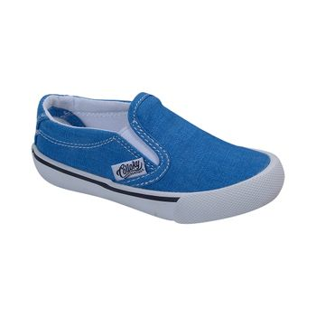 Slip-On-Canvas-Yellow---Calzado-Niño