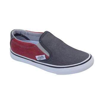 Slip-On-Canvas-Gray---Calzado-Niño