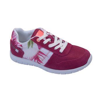 Zapatilla-Sport-Urbana-Cordon-Fucsia---Zapato-Bebe-Niña