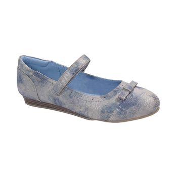 Balerina-Abierta-Elastico-Denim---Zapato-Bebe-Niña