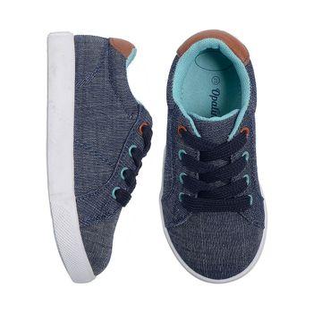 Zapato-Nano-Grey-Melange