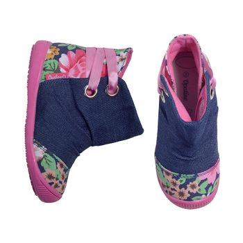 Bootie-Textil-Blue-Denim