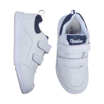 Zapatilla-Blanca-Velcro-White