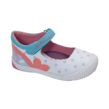 Reina-Boca-Velcro-Doble-Aplicacion-Corazon-White---Zapato-Bebe-Girl