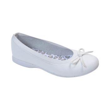 Ballerina-Hebilla-Ribbon-White---Zapato-Bebe-Girl