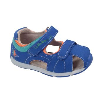 Sandalia-Velcro-Doble-Traba-Y-Velcro-Simple-Punta-Klein-Blue---Zapato-Boy