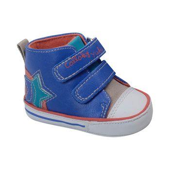 Zapatilla-Dos-Velcros-Aplicacion-Estrella-Klein-Blue---Zapato-Boy