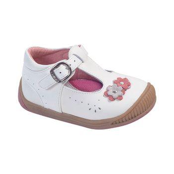 Reina-Pretty-Flowers-White---Zapato-Bebe-Niña