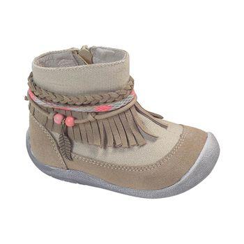 Bootie-Native-Flecos-Beige---Zapato-Bebe-Niña