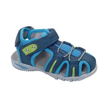 Sandalia-Velcro-Elastico-Blue---Calzado-Niño
