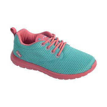 Zapatilla-Sport-Cordon-Menta---Zapato-Bebe-Niña