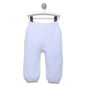 Pantalon-Tejido-Classique-Blanco