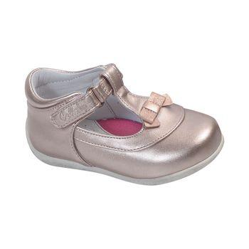 Reina-Metallic-Pink-Lady-Pink-Gold---Zapato-Bebe-Niña