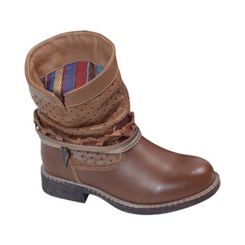 Bootie-Ethnic-Bloosom---Zapato-Bebe-Niña