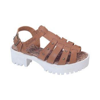 Sandalia-Plataforma-Hebilla-Camel---Zapato-Bebe-Niña