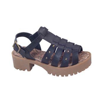 Sandalia-Plataforma-Hebilla-Black---Zapato-Bebe-Niña