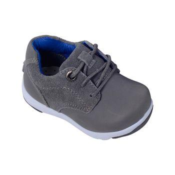 Zapato-Con-Cordones-Y-Suela-Phylon-Middle-Gray---Calzado-Niño