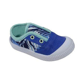 Zapatilla-Slipon-Velcros-Blue---Calzado-Niño