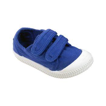 Zapato-Dos-Velcros-Inyectado-Denim---Calzado-Niño