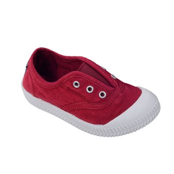 Slip-On-Red---Calzado-Niño