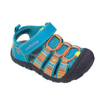 Aqua-Sandal-Cerrada-Elastic-Black---Calzado-Niño