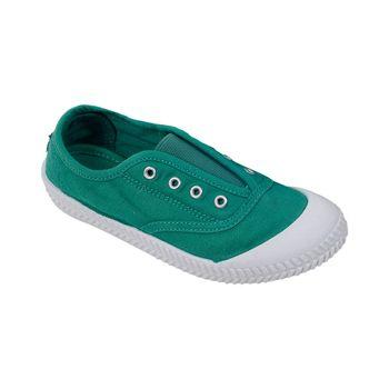 Slip-On-Inyectada-Green---Calzado-Niño