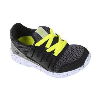 Zapatilla-Sport-Goma-Cordon-Black---Calzado-Niño