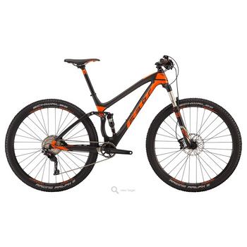 Bicicletas-Felt-Edict-3-Unisex-Matte-Carbon--Orange-